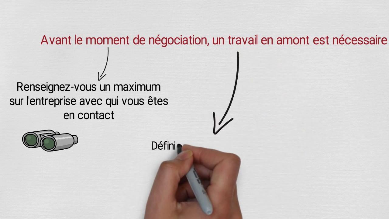 Negocier Son Contrat D Embauche L Oeil Du Coach 8 Youtube