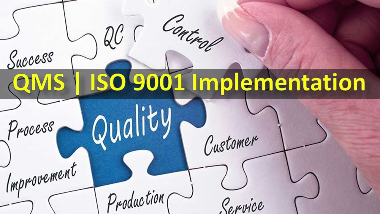 iso 9001 quality management system pdf