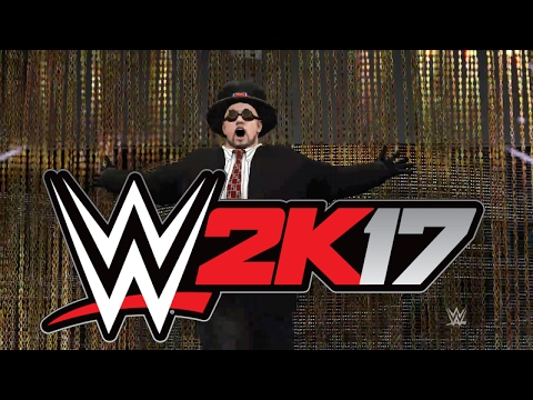 You just made the list! (WWE 2K17)