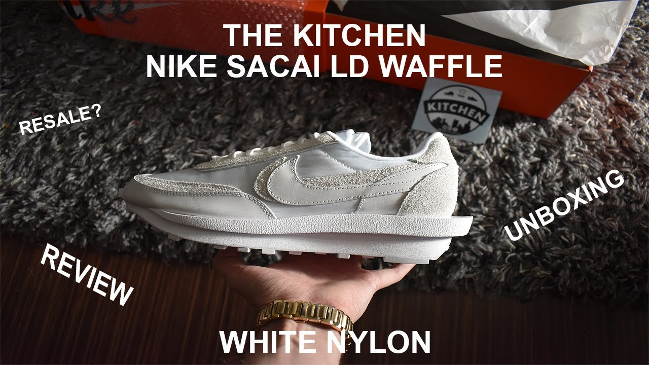 ld waffle sacai resell