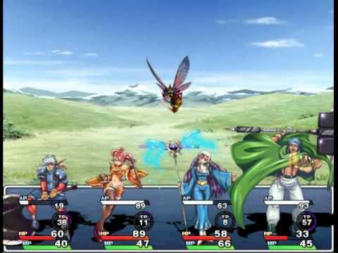 RPG Maker VX Ace Battle System 4 - LnX11 + ATB by RPGMing