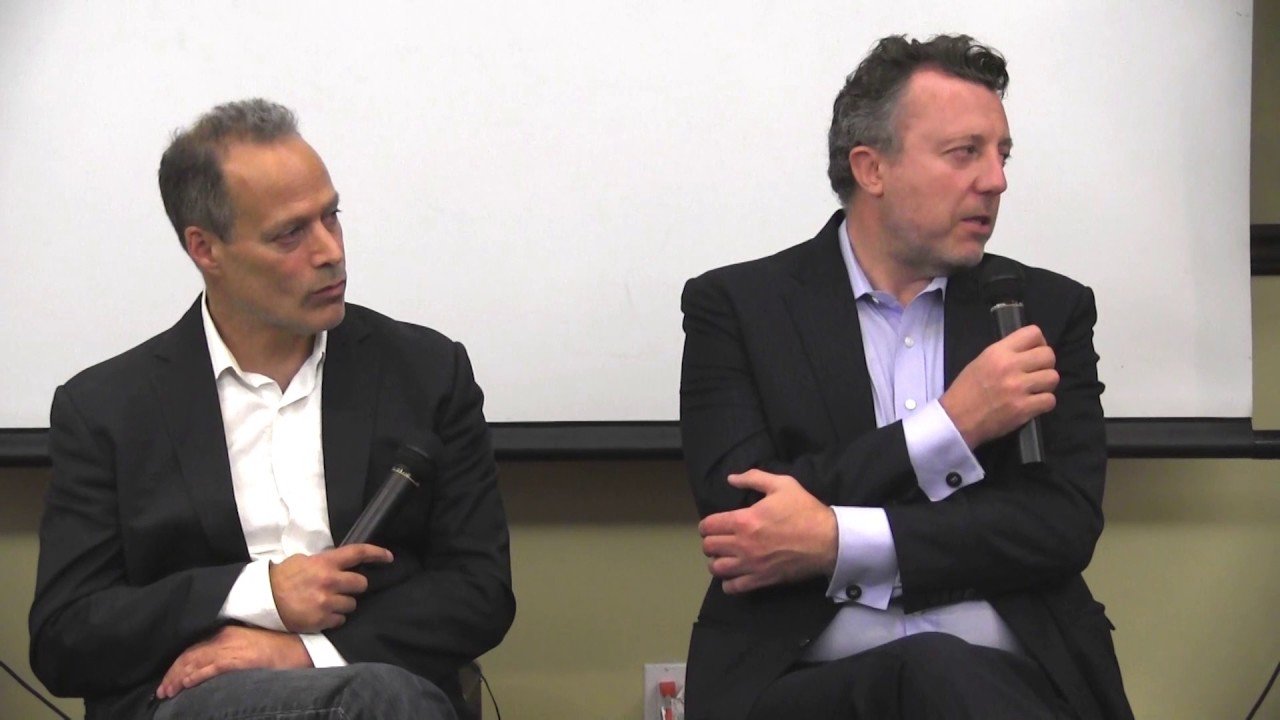 Discussion With Filmmakers Sebastian Junger and Nick Quested ...