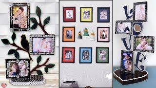 10 Best Ever Handmade Photo Frame Making At home
