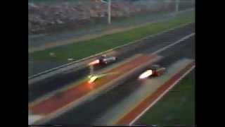 WPIX Movie Bump, Raceway Park Funny Cars Englishtown NJ