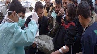 استخدام منهجي للأسلحة الكيميائية من بينها الكلور في سوريا       - أخبار الآن
