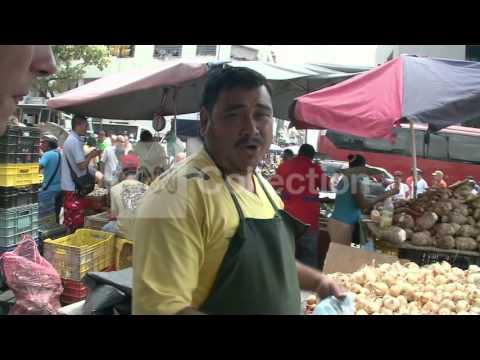 VENEZUELA:FOOD SHORTAGES AND POLITICAL UNREST
