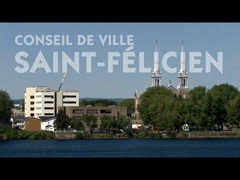 Conseil de Ville de Saint Félicien - Séance du 2017-04-24