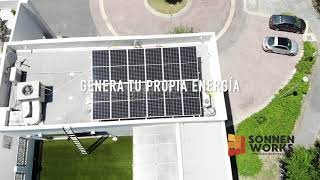 Sonnen Works - Paneles Solares - Proyecto Valle Poniente