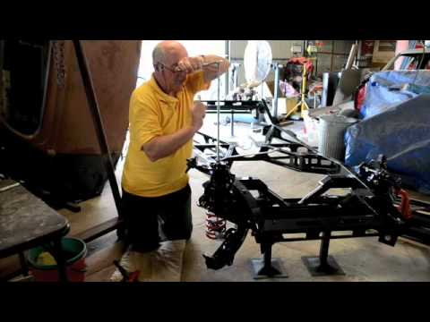 Mitsubishi L300 Front End Assembly Youtube