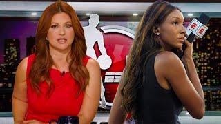 Rachel Nichols Apologizes, LOSES NBA Finals Job! ESPN Rachel Nichols Maria Taylor Beef