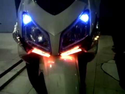 Modifikasi Lampu Vario 110 Modifikasi Motor Terbaru