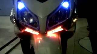 Repeat youtube video Modif Stop Lamp + Sein + Knight Rider + Blitz Super.mp4