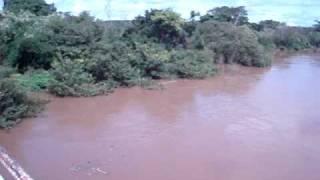Enchente do rio Itapecuru-Caxias