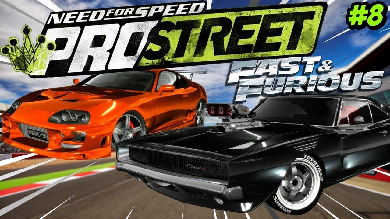 Need for Speed: ProStreet - NOVOS BODY KIT ESTILO VELOZES E FURIOSOS!  (PARTE 8)