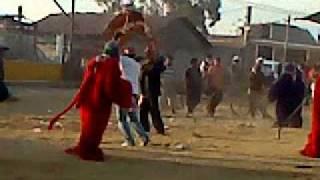 carnaval santa ana hueytlalpan 2011