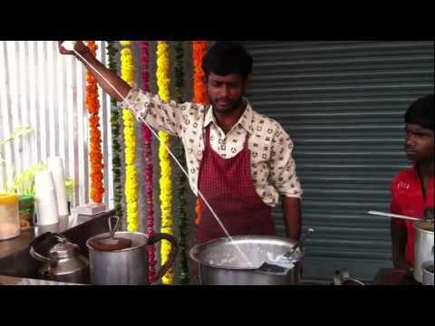 An Unusual way of making Indian Tea