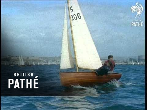 Dinghy Racing (1955)
