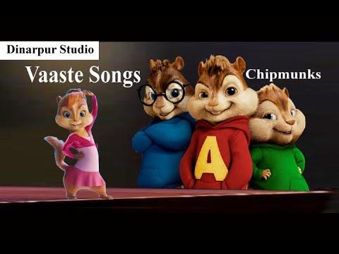 vaaste-full-video-songs-chipmunks-dhvani-bhanushali-new-hindi-movis-songs-2018