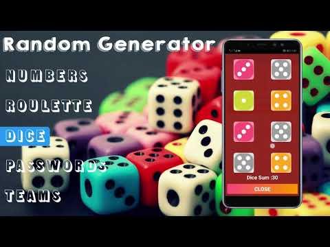Random Generator  For Pc – Free Download On Windows 10, 8, 7