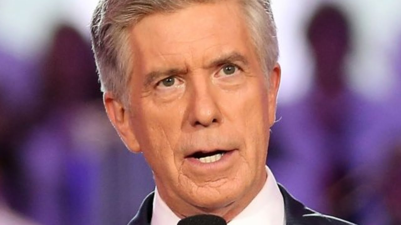 The Real Reason Tom Bergeron Left Dancing With The Stars