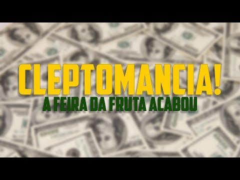 Cleptomancia - A Feira da Fruta acabou!?