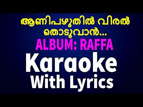 Super Hit Christian Devotional Karaoke with Lyrics Album Raffa  Aanippazhuthu