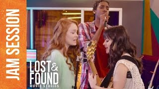 "Lost & Found Music Studios - Jam Session: ""Miss Invisible"""