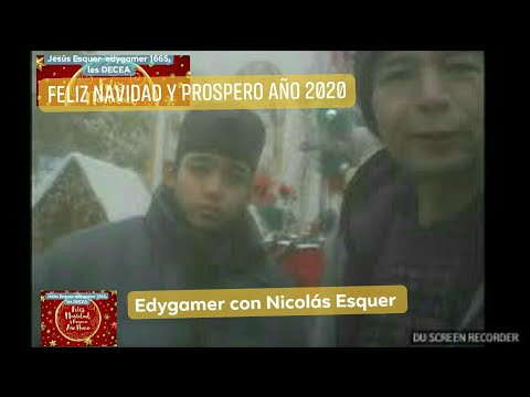 FELIZ NAVIDAD Y PROSPERO AÑO 2020   EDYGAMER 1665