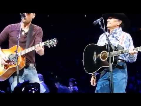 Cowboys Like Us - George Strait with Eric...