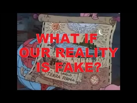 GLOBE LIE - What if... our reality is fake?