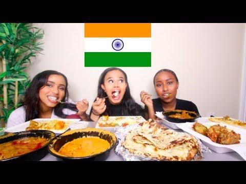 INDIAN FOOD MUKBANG!