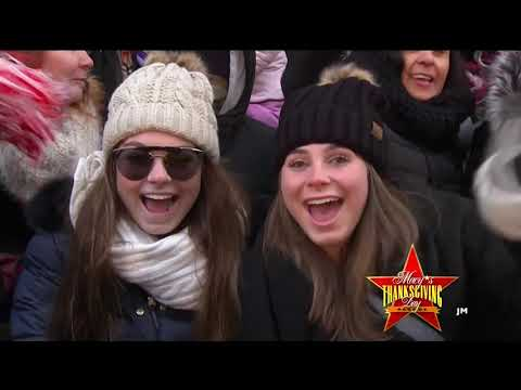 Entire 2018 Macy's Thanksgiving Day Parade