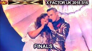 "Scarlett Lee and Robbie Williams Duet ""Angels"" with Family Interviews 