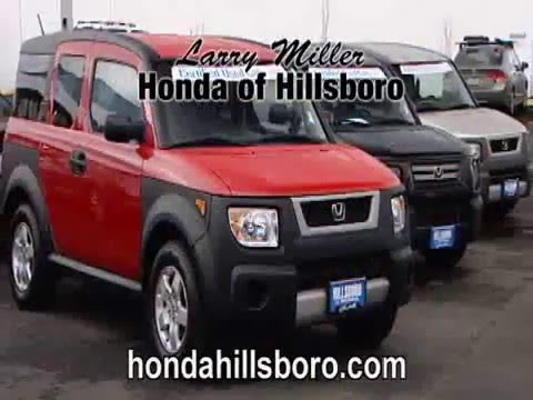 Larry Miller Honda TV Commercial   Certified Large