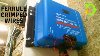 Wiring Solar Charge Controller to Battery