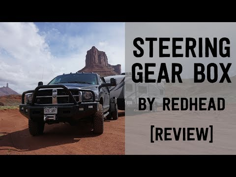 Steering Gear Box for Dodge Ram by RedHead [Review]