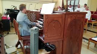 Adam Brakel,  St James Cathedral and Orlando Diocese Music Director