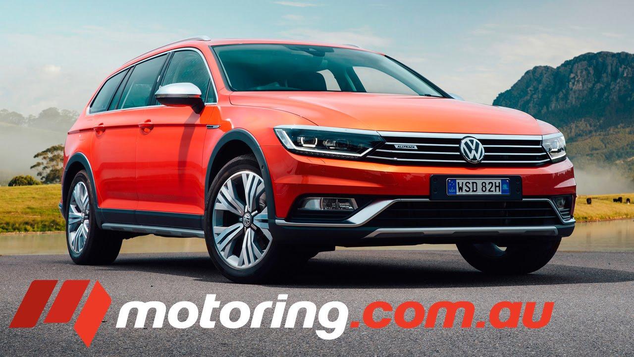 2016 Volkswagen Pat Alltrack Review
