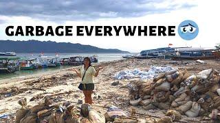 Gambar cover Gili Air Lombok Indonesia // Beach clean-up time!