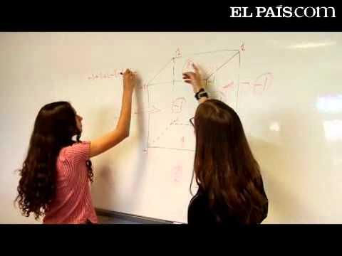 Desafío matemático: Un cubo de suma cero