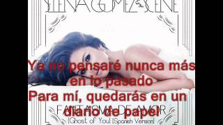 Fantasma De Amor ( INSTRUMENTAL / KARAOKE ) - Selena Gomez & The Scene ( Ghost of You )