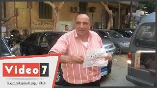بالفيديو.. وقفة احتجاجية لـ4 من رؤساء ومديرى تحرير الصحف المستقلة أمام مجلس الوزراء