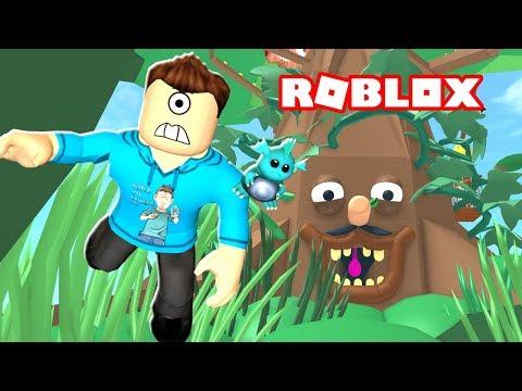 CLIMB MR. TREE OBBY IN ROBLOX!! | MicroGuardian
