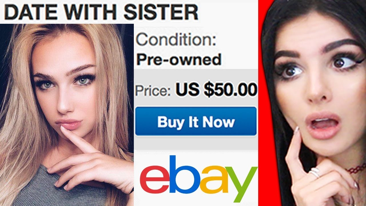 Image of: Youtube Weird Things People Tried Selling On Ebay Youtube Weird Things People Tried Selling On Ebay Youtube