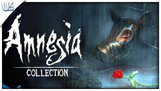 Amnesia Collection Gameplay Walkthrough Part 1 | PS4 Xbox One PC | Amnesia The Dark Descent