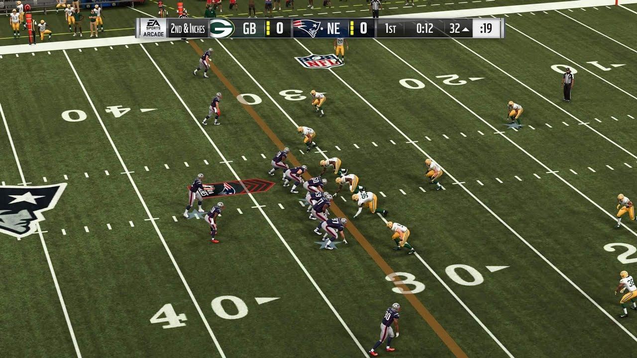 MADDEN NFL 19 PS4 PRO Week 9 - Green Bay Packers vs New England Patriots -  CPU SIM - Full Game - HD 4dac8de64