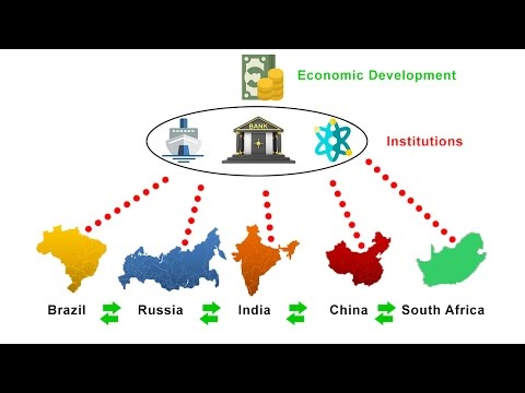 BRICS Summit 2016 | New Development Bank, BRIC Countries