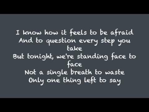 MEGAN NICOLE - Safe With Me (Lyrics)