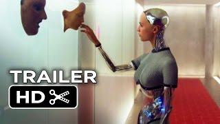 ex machina official trailer 2 2015 oscar isaac movie hd