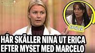 Q&A: Erica Lindberg om hemliga dejterna med Samir Badran efter Paradise Hotel